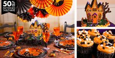 #partycity and #halloween Frightfully Fancy Halloween Party Supplies - Party City
