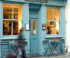 Mildreds Restaurant (mildredsrecipes) on Twitter. Great vegetarian food.