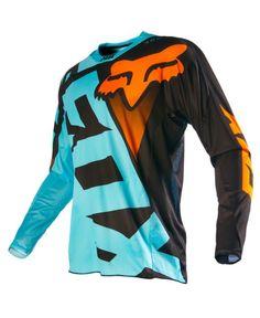 Fox Racing 360 Shiv Mens Off Road Dirt Bike Motocross Jerseys Bmx, Motocross Gear, Fox Racing Clothing, Mtb Clothing, Motocross Clothing, Fox Racing Logo, Dirt Bike Gear, Dirt Biking, Equipement Cross