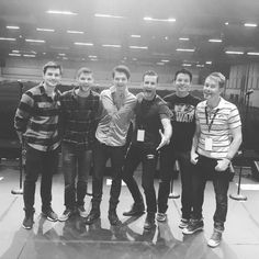 paulbyrom: All set to rock #Oklahoma tonight. #CelticThunder #reunited #touringlife