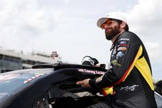 The NASCAR driver has signed a multi-year contract