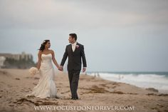 Bride and Groom Formals Wedding Pics, Wedding Dresses, South Florida, Bride Groom, Wedding Photography, Formal, Beach, Fashion, Marriage Pictures