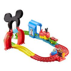 Mickey Mouse Clubhouse Mouska Train Express Playset - Kmart