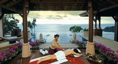 Pimalai Resort and Spa, Koh Lanta Thailand, Boutique Hotel, SLH Massage Room, Spa Massage, Massage Therapy, Massage Chair, Green Bay, Bali, Small Luxury Hotels, Luxury Spa, Krabi Thailand