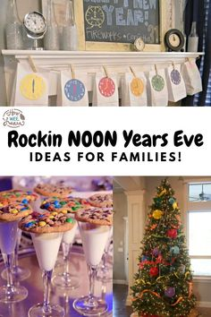 Have you ever done a Noon Year's Eve? Just as much fun as New Year's Eve but it is done at noon so ideal for the whole family - especially little kids. Ring in the New Year with these fun party games and ideas perfect for the whole family to do together.