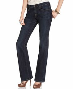 Lucky Brand Jeans Easy Rider Bootcut Jeans, Dark Goldmine Wash at Macy's    $70