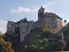 Castle Loket, Czech republic
