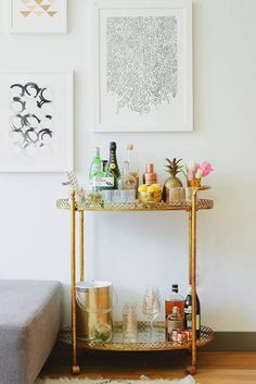 14 Quick Tricks to Make Your First Apartment Feel More Grown up | Brit + Co
