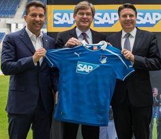 Hoffenheim 2013-2014 Puma Home