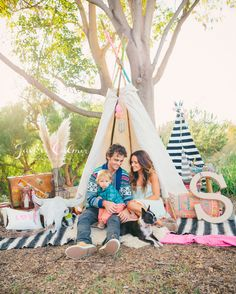 Future Family Shot- Styled Family Photo Session: Neon and Neutral Teepee Cute Photography, Family Photography, Teepee Photography, Family Photo Sessions, Mini Sessions, Family Portraits, Family Photos, Outdoor Shoot, Fall Pictures