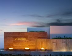 Entrance to Viceroy Anguilla Resort - Viceroy anguilla resort