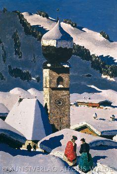 "Alfons Walde ""Aurach"" (vicino a Kitzbühel), 39 x 28 cm, prezzo raggiunto € Vintage Ski, Vintage Posters, Ski Posters, Kunst Online, Country Scenes, Winter Art, Mountain Landscape, Grafik Design, Les Oeuvres"