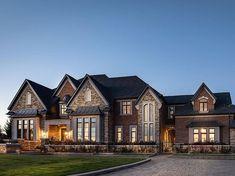 Unfamiliar metal building homes floor plans tips for 2019 Dream Home Design, Modern House Design, My Dream Home, Dream House Exterior, Dream House Plans, Big Houses Exterior, Dream Mansion, Luxury Homes Dream Houses, Dream Homes