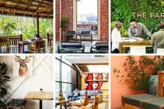 Coworking spaces from around the world.