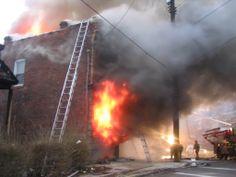 PBF Fire Equipment, Fire Dept, Firefighter, Pittsburgh, Utility Pole, Fire Fighters, Firefighters, Fire Department