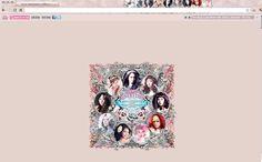 Girls' Generation Chrome Theme