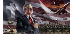 Amerikanische Kriegsmaschine