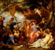 Van Dyck, Anthony: Fine Arts, 17th-18th c. | The Red List