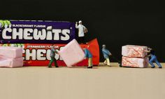 Little Britain: photographer Paul Stephens creates a Miniature World - Telegraph