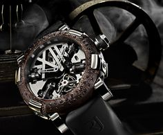 Half a million dollars seems like a lot of money for a watch, but I think it's almost worth every penny.