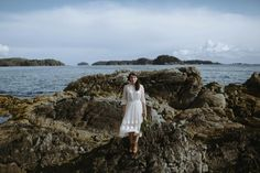 Two Photographers Eloping in the Barkley Sound is the Sweetest Thing You'll See Today
