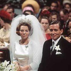 Prinses Beatrix en Claus Nederland