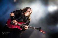 Megadeth live hellfest Open air France 2016 © Salvatore lio https://www.facebook.com/Sasametal/ FB :