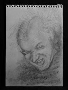 Ey yo after a three months break, a portrait sketch of some deviantist. Swimmin For Grandaddy Portrait Sketches, Portraits, Punk, Deviantart, Selfie, Head Shots, Portrait Photography, Punk Rock, Selfies