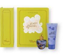 Caja primer perfume En primer perfume, la esencia de un seductor, tanto inquietante y fascinante.