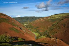 The Sulby Valley ©Peter Killey - www.manxscenes.com
