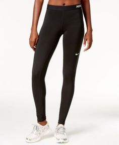 Nike Pro Warm Dri-fit Leggings - Black XL