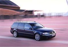 VW Passat Variant 4.0 W8 4Motion (2001-2004)