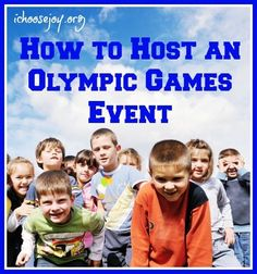 How to Host an Olympic Games EventEdit description