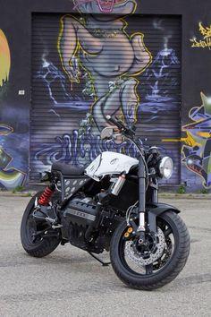 BMW K Series by Tondo Garage