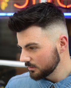 High Fade for Short Hairstyles