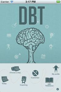 The DBT iPhone App: DBT Diary Card