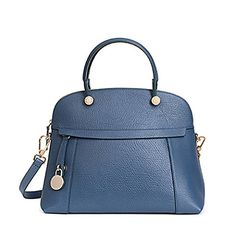 Furla Piper M Dome Handbag B116 Cobalto * To view further for this item, visit the image link.