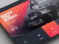Weather Dashboard // F1