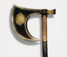 Ottoman balta battle axe belonging to Mehmed III, Swords And Daggers, Knives And Swords, Mehmed Iii, Muslim Culture, Battle Axe, Weapon Concept Art, Fantasy Armor, Weapons Guns, Dnd Characters