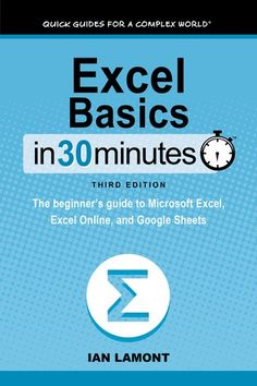 Microsoft Excel, Microsoft Office, Excel Tips, Excel Hacks, Accounting Basics, Accounting Books, Excel For Beginners, Psychology Books, What To Read
