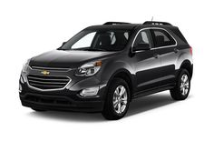 2017 Chevrolet Equinox LS Black