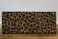 Duct Tape Wallet (Bi-Fold) - Spotted Leopard, $15.  We are also on Etsy at:  www.junorduck.etsy.com.