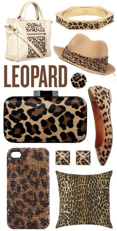 Shop for the leopard look
