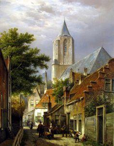 Willem Koekkoek (1839 – 1885)