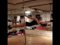 Pole Dancing: Superman Combo