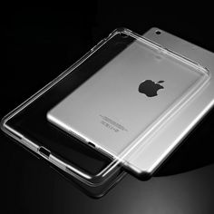 Silicon Case Voor iPad Air 2 Air 1 Clear Transparant Case Voor iPad 2 3 Voor iPad 4 Mini Mini 4 Zachte TPU Cover Tablet Case
