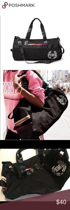 New! Victoria's Secret Pink gym duffle bag New Victoria Secret Pink gym duffle bag PINK Victoria's Secret Bags Shoulder Bags