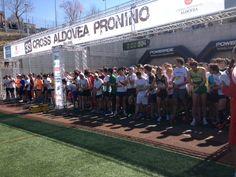 BOIRON participó en la 33º carrera 'Cross Aldovea Proniño' para apoyar la infancia y los valores deportivos