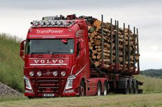 Transpower Volvo FH Globetrotter D15TPS | A96 Barmuckity | Richard Johnston | Flickr