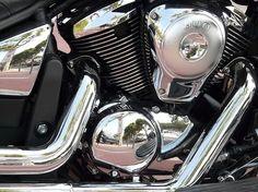 Free Image on Pixabay - Motorcycle, Chrome, Technology Kawasaki Vulcan 900, Fuel Efficient Cars, 150cc Scooter, Custom Canvas Prints, Washington Street, Motorcycle Engine, Fat Bike, Bike Life, Metallica